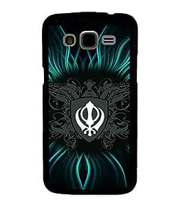 printtech Sikh Khalsa Waheguru Back Case Cover for Samsung Galaxy J7::Samsung Galaxy J7 J700F