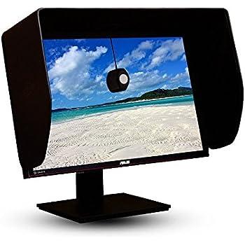 PCHOOD universal monitor hood  sunshade 15/'/' to 25/'/' for EIZO NEC DELL ASUS HP