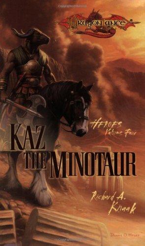 Kaz the Minotaur: Heroes, Volume Four