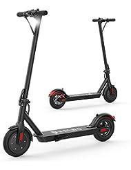 urbetter E Scooter Elektro Scooter 250W mit 25 Km/h Geschwindigkeit und 20 Km Reichweite, City Elektro Roller Erwachsene Und Jugendliche mit Einer maximalen Last von 100 kg