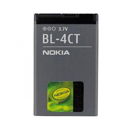 Batterie d'origine Nokia BL-4CT pour X3, 7230, 6700Slide 860mAh Li-Ion Bulk Suit compatibilita '..