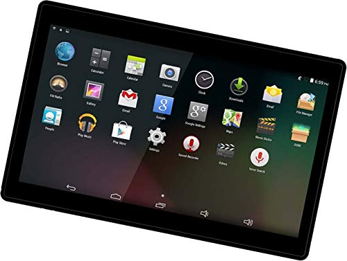 Denver Tablet | TAQ - 10133 | 10.1 Inch | 16GB Memory | 1 GB DDR | 1.3 GHz
