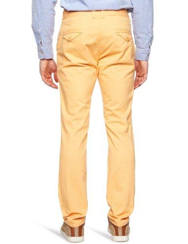 Bellfield Herren Freizeithose Slim Orange