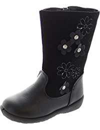 Chatterbox Girl's Fleur Synthetic Boots