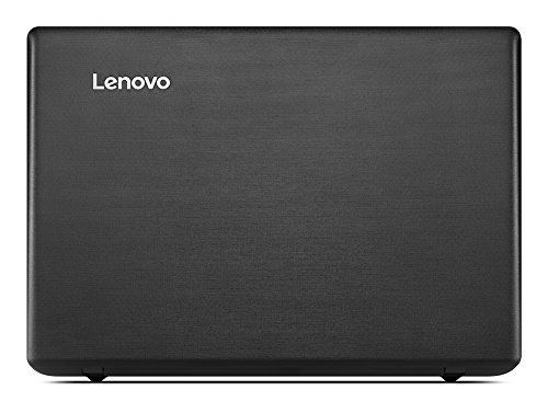 Lenovo IdeaPad 110  15 6 inch  Notebook Celeron  N3060  1 6GHz 4GB 1TB WLAN BT Webcam Windows 10 Home 64-bit  Intel HD Graphics  Black