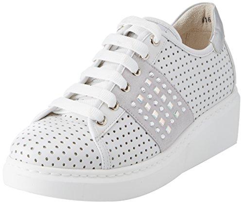 Damen Donna-Walk Techno Sneaker, Rosa (Salmone), 39 EU Melluso