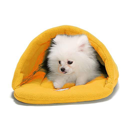 World 9.99 mall. cuccia per gatti con cuccia a forma di igloo per cani di piccola taglia, sacco a pelo caldo e accogliente