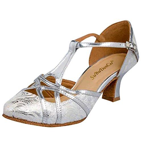 Talons Ajouré Sandales Chaussure Danse Oasap Femme Haut De nwPkN80OXZ