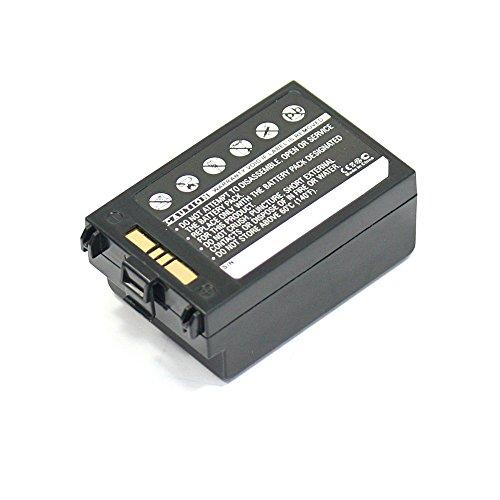 subtel® Qualitäts Akku für Motorola Symbol MC7004, MC7090, MC7094, MC7095, MC75, MC7506, MC7598, MC7596, MC75A, MC9097, FR66, FR68 (3800mAh) 82-71363-02,82-71364-01,82-71364-05,BTRY-MC70EAB02 Ersatzakku Batterie