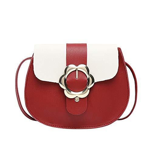 Produp Damenmode Schultern Kleiner Rucksack Candy Farbe Eine Schulter Kleiner Rucksack Runde...