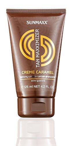 Sunmaxx Creme Caramel Tanning Lotion 125 ml Solariumkosmetik -