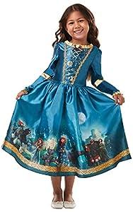 Rubies - Disfraz oficial de Disney Princesa Mérida para niñas