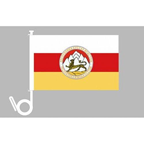 Everflag Auto-Fahne: Südossetien - Premiumqualität