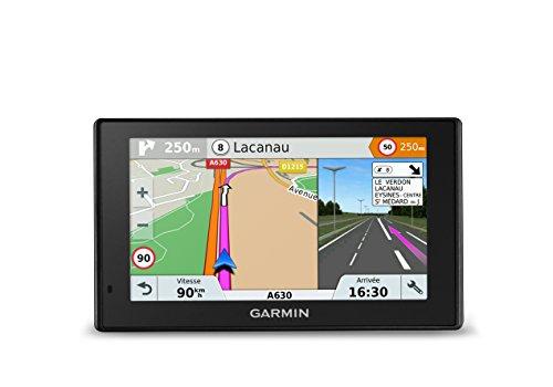 Garmin Drive 5 Plus MT-S - GPS Auto - 5 Pouces - Cartes Europe 46 Pays - Cartes, Trafic, Zones de Danger à Vie - Wi-FI intégré