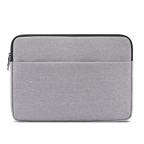 KERVINFENDRIYUN YY4 Laptop Schutzhülle Wasserdicht 11,6/13,3/15,4 Zoll für MacBook Air/MacBook Pro iPad Ultrabook Notebook (Color : Gray, Size : 11.6 inch) - 15.4 Notebook