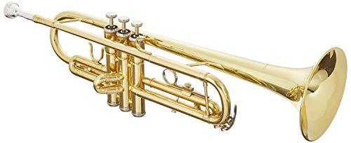 Cherrystone 4260180881776 Bb Trompete mit Koffer/Zubehör gold
