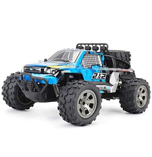 Nian-LH Camioncino Scoperto Americano Fuori Strada Racing Modello Giocattolo 2.4 G Telecomando Senza Fili 1:18 Fango Arrampicata Auto