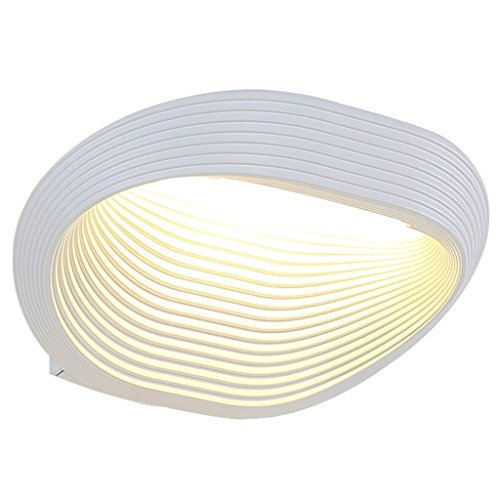 YYF Applique Creative Led Lampe de chevet Moderne Minimaliste Salon Mur Lampe Personnalité Lampe Chambre Escalier Allée Mur Lampe