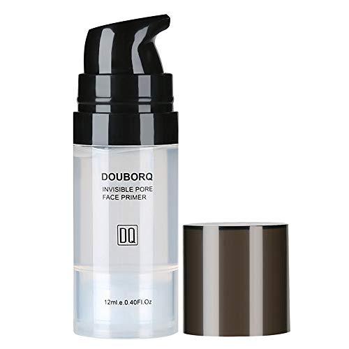 Cooljun Visage Primer Naturel Mat Make Up Fondation Pores Invisible Prolong Maquillage Base Visage Peau Huile-contrôle Cosmétique (12ml)