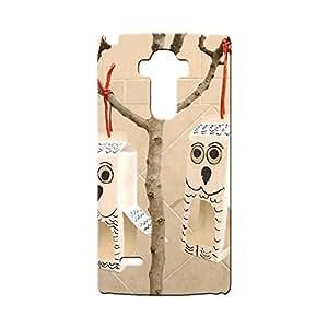 BLUEDIO Designer Printed Back case cover for LG G4 Stylus - G4415