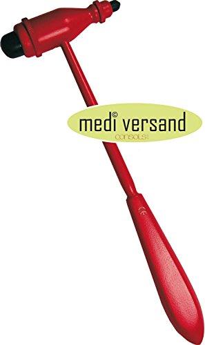 Troemner Hammers Reflex (Reflexhammer nach Trömner RED Edition)
