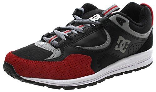 DC Shoes Kalis Lite - Baskets Pour Homme ADYS100291 Noir - Black/Red