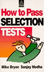 How to Pass Selection Tests by Mike Bryon (1991-05-30)