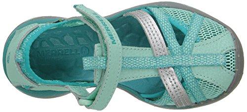 Merrell Hydro Monarch Junior Scarpe Da Trail Corsa - SS16 Blue