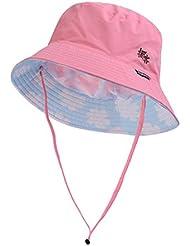 casquillo de la pesca de sol femeninas del sombrero los hombres al aire libre del sol del sombrero de la pesca sombrero de pesca transpirables