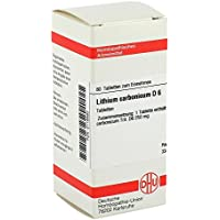 Lithium Carb. D 6 Tabletten 80 stk preisvergleich bei billige-tabletten.eu