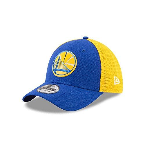 Usc-basketball-shirt (New Era NBA GOLDEN STATE WARRIORS 2017 Authentic On-Court 39THIRTY Stretch Fit Cap, Größe :M/L)