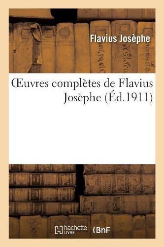 Oeuvres complètes de Flavius Josèphe