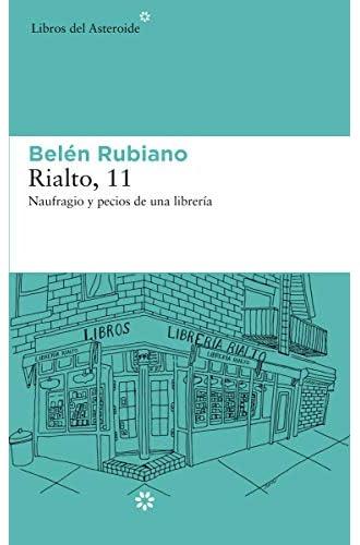 Descargar Rialto 11 (Belén Rubiano) Gratis - EPUB, PDF y MOBI