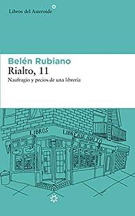 Rialto 11 par Belén Rubiano