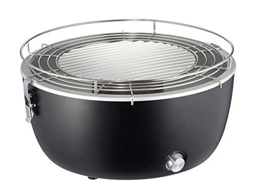 Germatic barbecue a carbonella nero 37X 19X 34rauchfrei