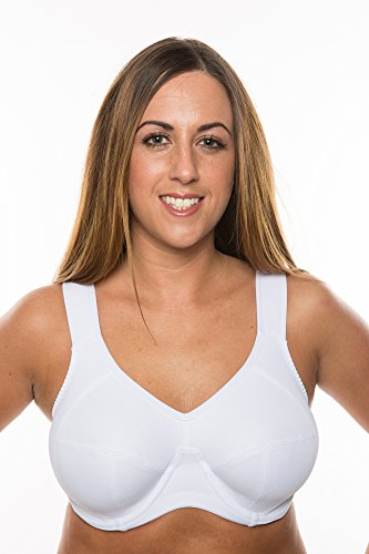 Gem - Soutien-gorge - Femme Noir Noir blanc