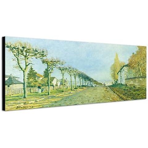 150 x 50 cm_Wandbild Alfred_Sisley_071_ stampa artistica