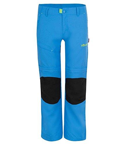 TROLLKIDS Jungen Hose Blau hellblau 140 cm