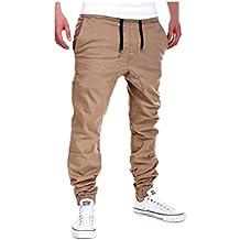SKY Hombres de ocio de moda de verano ropa pantalones de jogging casual Ocio deporte pantalones colapso de amarre