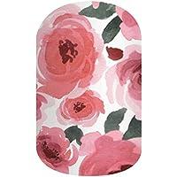 Jamberry floreale punch Full foglio di copertura per unghie