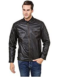 Amazon.in: Leather - Coats & Jackets / Boys: Clothing & Accessories