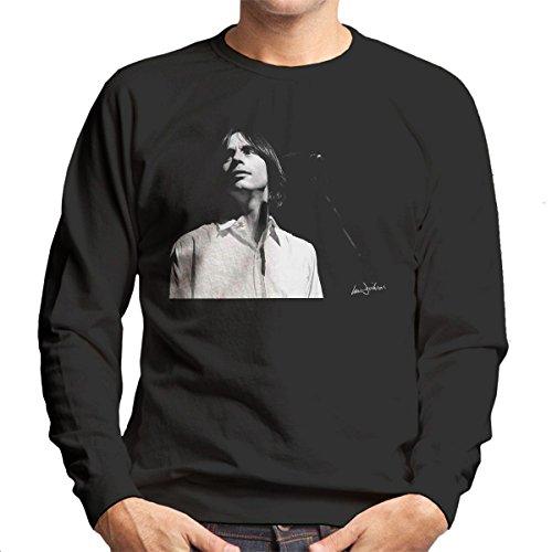 Ian Dickson Official Photography - Jackson Browne Manchester Apollo 1976 Men's Sweatshirt