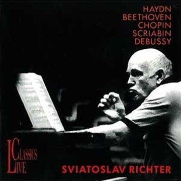 Oleg Kagan Music Festival (1992) by Sviatoslav Richter (1994-03-04)