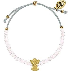 Armband – Glasperlen-Armband Schutzengel