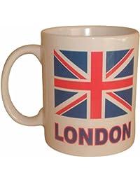 PATOUTATIS - Mug UNION JACK London - drapeau anglais UK