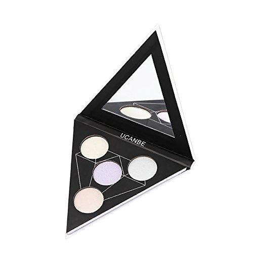 Huoju 2017 Newest Design Maquillage Correcteur Contour Palette Triangle