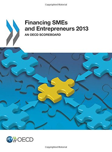 Financing Smes and Entrepreneurs 2013: An Oecd Scoreboard par Oecd Organisation For Economic Co-Operation And Development
