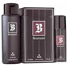Brummel Perfume, Desodorante y Gel - 1 pack
