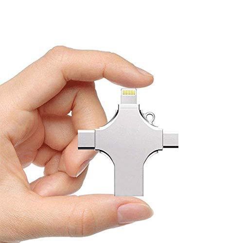 USB-Sticks USB Memory Stick Externe Speichererweiterung Memory Stick Typ C-Anschluss für Mobiltelefon Tablet USB Memory (größe : 8GB) -