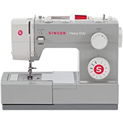 Singer 4411 Heavy Duty Sewing Machine, Grey